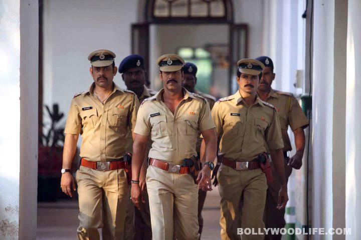 Ajay Devgn, Kareena Kapoor Khan and Rohit Shetty's Singham sequel will now be called Singham Returns!