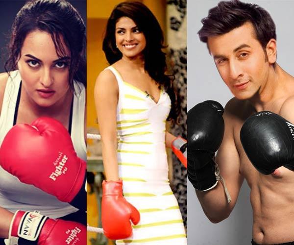After Priyanka Chopra and Sonakshi Sinha, Ranbir Kapoor to play a boxer onscreen!
