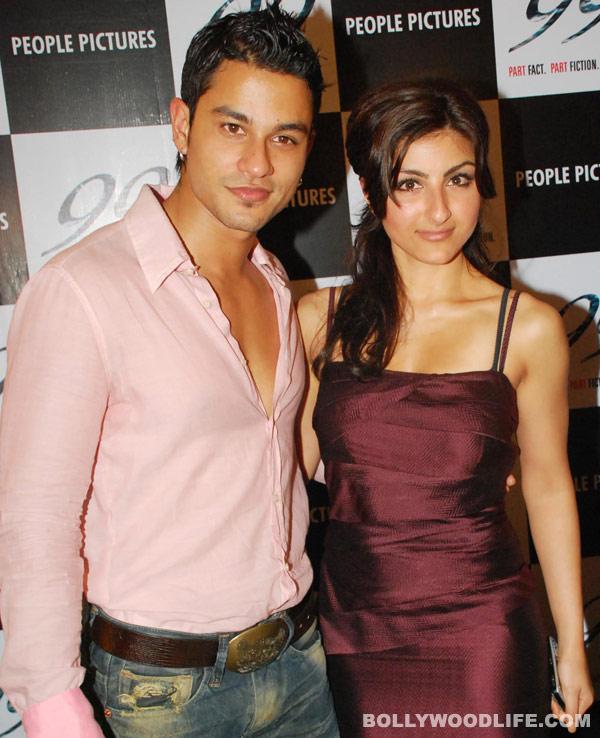 Why did Kunal Khemu not celebrate his birthday with girlfriend Soha Ali Khan?