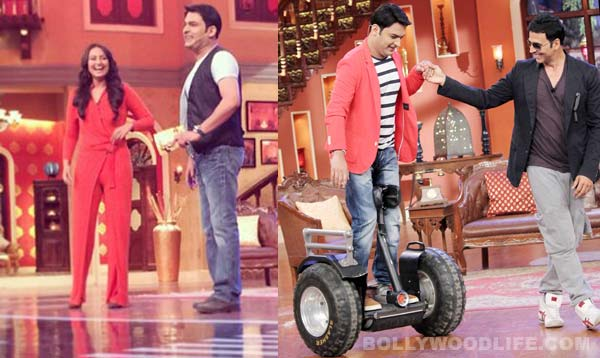 Comedy Nights With Kapil: Did Sonakshi Sinha and Akshay Kumar separately promote Holiday on Kapil Sharma's show?