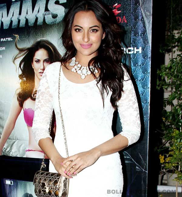 Sonakshi Sinha: I love being in love!