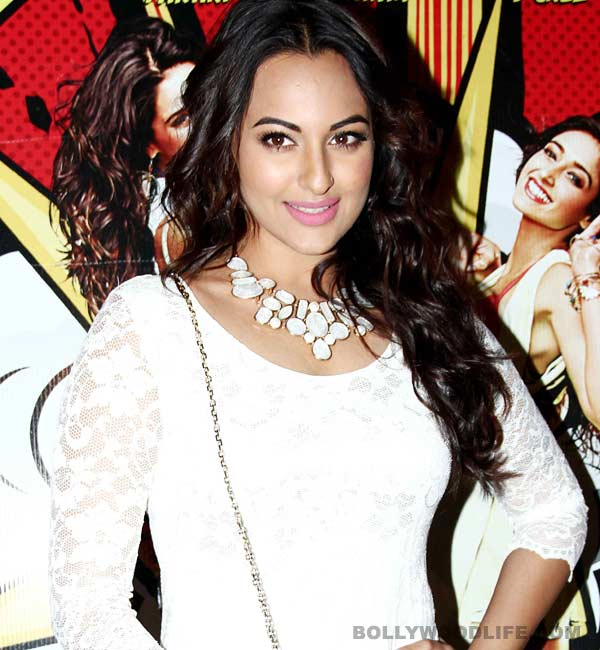 Sonakshi Sinha: I never see the clothes that I am going to wear in a film