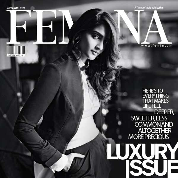 Sonam Kapoor as a covergirl: Plain and boring or hot and sexy?