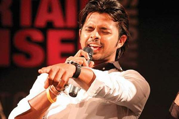 Match fixer Sreesanth turns music composer