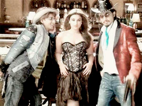 Ranveer Singh and Parineeti Chopra's avatar in Kill Dil revealed – view pic!