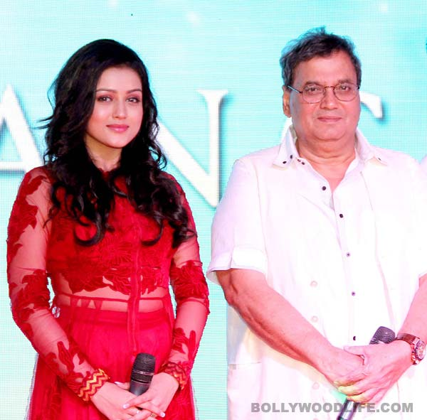 Mishti: Whatever I know about acting comes from Subhash Ghai!