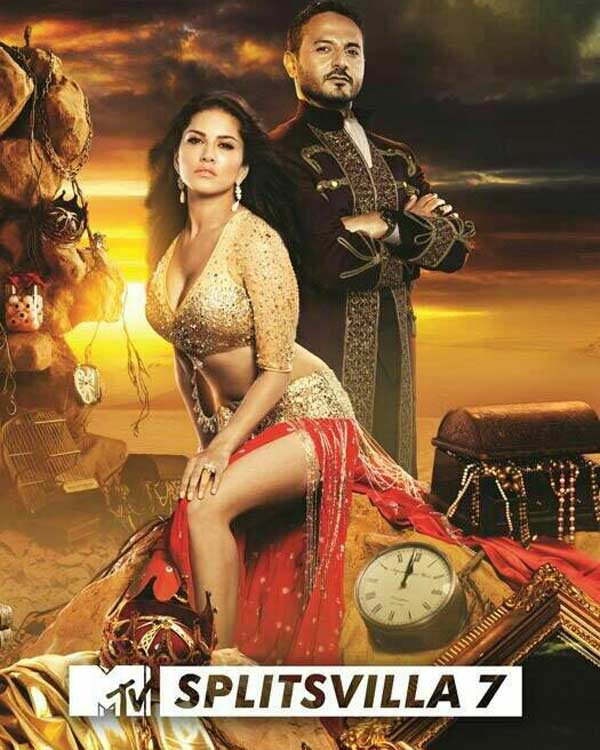 Sunny Leone ups the sex quotient in Splitsvilla 7 first look - View pic!