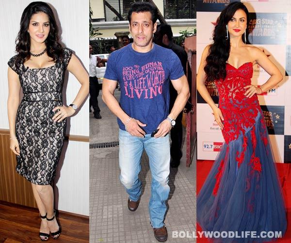 Sunny Leone and Elli Avram to team up with Salman Khan?