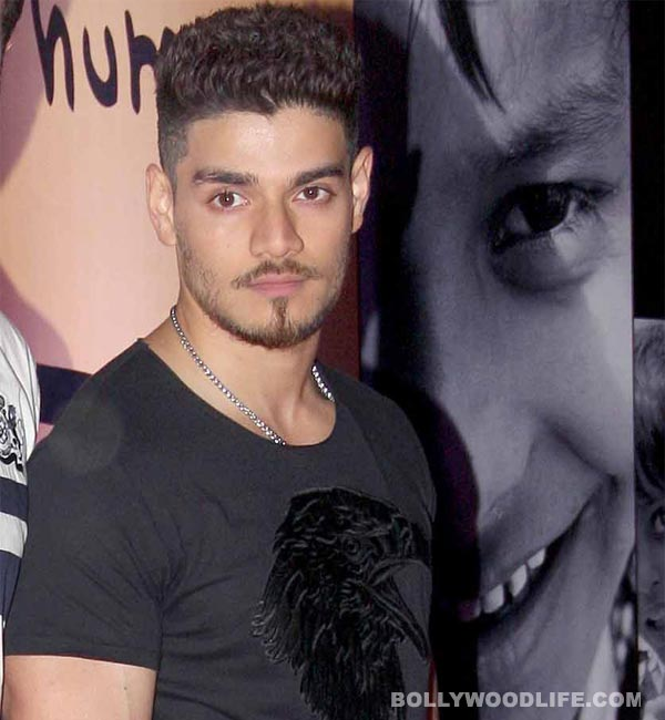 Sooraj Pancholi to go bald as a coot for his debut film