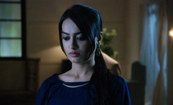 Surbhi Jyoti injured on the sets of Qubool Hai
