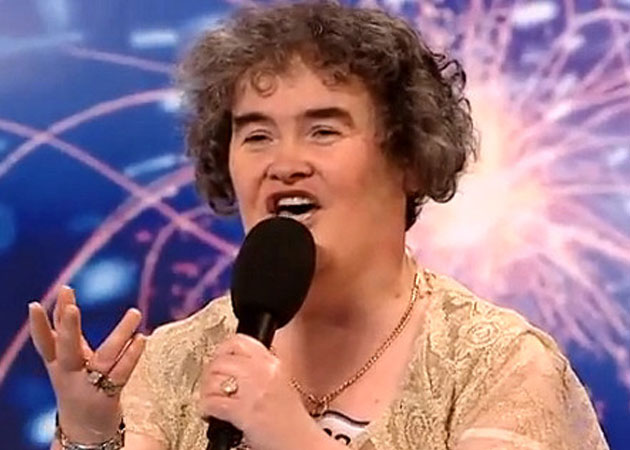 Susan Boyle excited about US tour