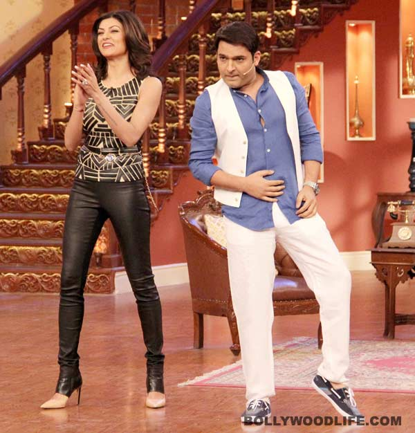 Comedy Nights with Kapil: 3 highlights of Sushmita Sen's debut on the show