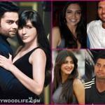 Anushka Sharma-Virat Kohli, Shruti Hassan- Suresh Raina, Deepika Padukone-Yuvraj Singh: When Bollywood romances cricket…