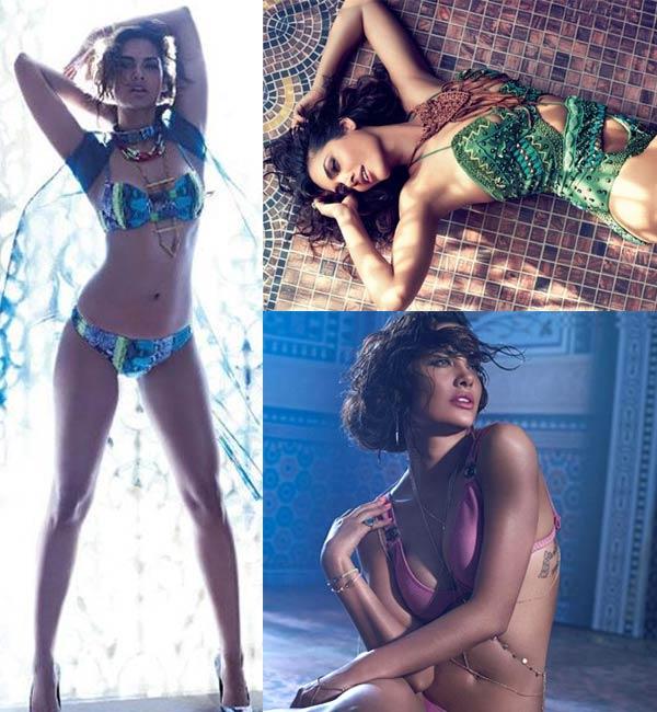 Esha Gupta's bikini photoshoot: Hot, sexy and sensuous - View pics!