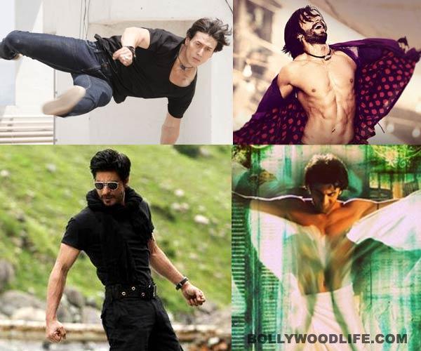 Tiger Shroff, Ranveer Singh, Shahrukh Khan, Ranbir Kapoor: How do B-town heroes flaunt their Heropanti?