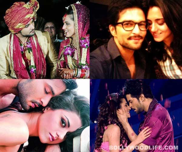 Raqesh Vashisth and Ridhi Dogra celebrate three years of togetherness!