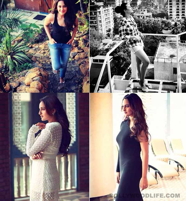 Sonakshi Sinha turns a glam diva - View pics!