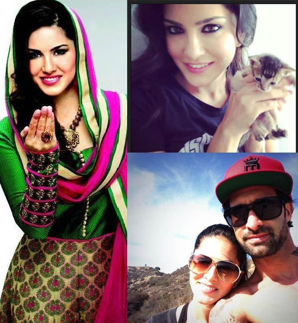 Sunny Leone sheds her sexy avatar - view pics!