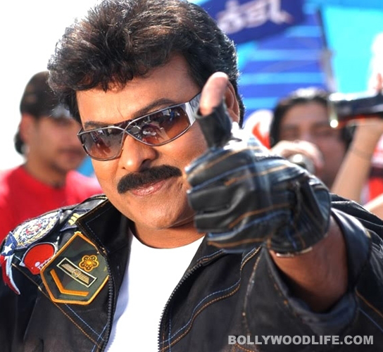 Why Chiranjeevi's 150th film has no takers?