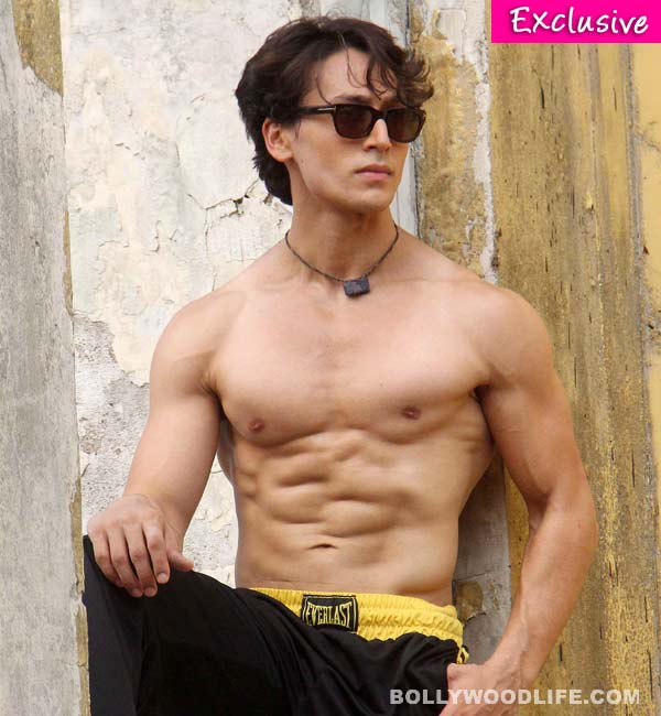 Tiger Shroff: If my name is serving to entertain anyone I am happy about it!
