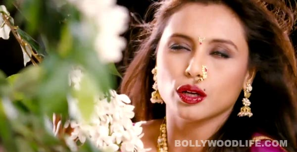 Why did Rani Mukerji opt for direction over acting?