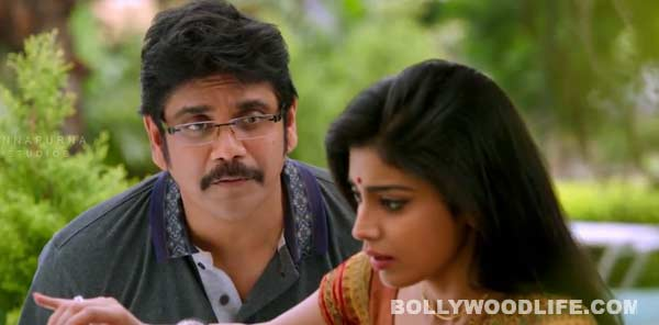 Manam box office collection: ANR and Nagarjuna's film rakes in Rs 4 crores in two days!