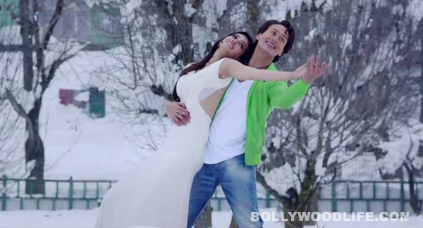Tiger Shroff's mushy dream was a torture to shoot! Watch video!