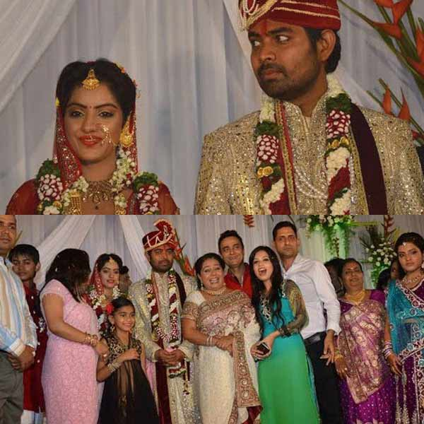 Diya Aur Baati Hum's Deepika Singh ties the knot with ...  Diya Aur Baati ...