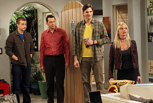 Final season of Two And A Half Men in 2015!