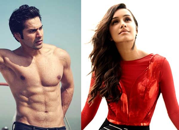 Varun Dhawan and Shraddha Kapoor start shooting for ABCD2