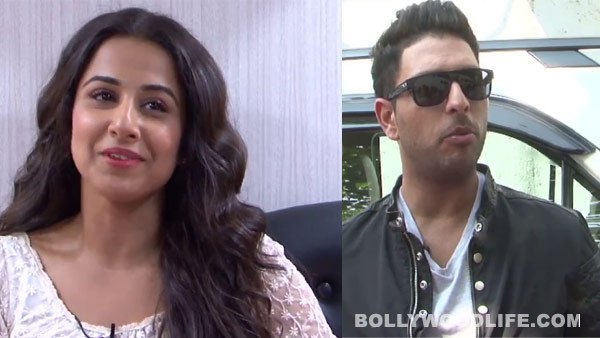 What are Vidya Balan and Yuvraj Singh doing in Amole Gupte's Hawaa Hawaai? Watch video!