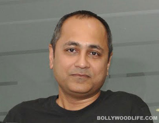 Why does Vipul Shah feel he is incapable of making sex comedies?