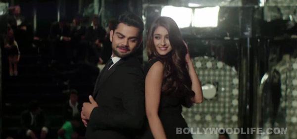 Virat Kohli sets his eyes on Ileana D'Cruz now - watch video!