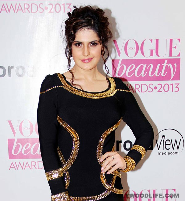 The real reason behind Zarine Khan's non starry birthday party revealed!