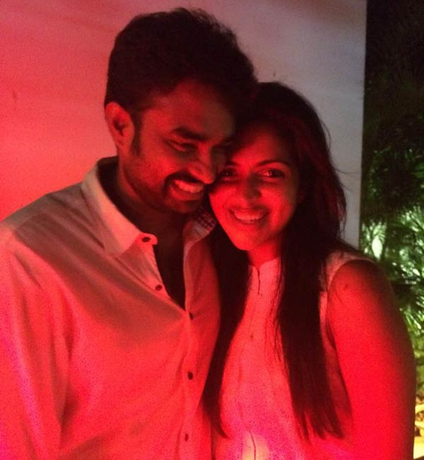 Amala Paul starts wedding countdown!