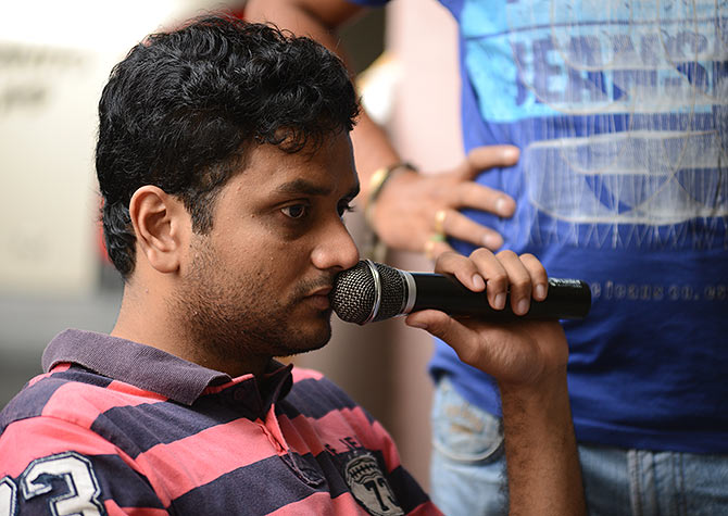 Srinivas Avasarala prefers storytelling over acting