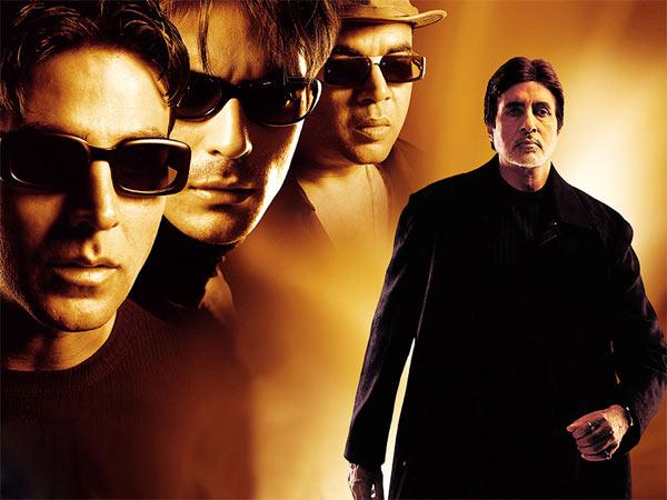 Aankhen sequel won't have Amitabh Bachchan, Akshay Kumar and Arjun Rampal