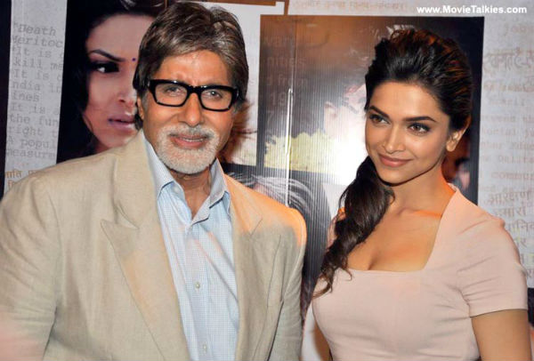 Amitabh Bachchan and Deepika Padukone to be seen in Shoojit Sircar's Piku