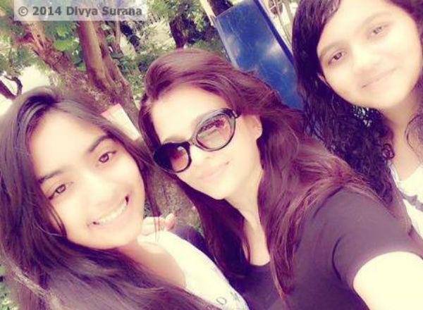 When Aishwarya Rai Bachchan took a selfie...