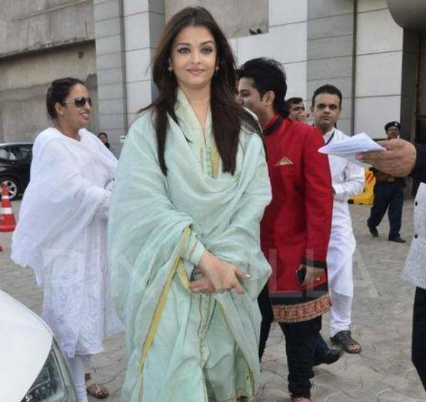 Revealed: Aishwarya Rai Bachchan's secret temple visit