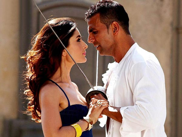 Akshay Kumar and Kareena Kapoor to sizzle the silver-screen yet again?