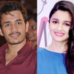 Akhil Akkineni to pair up with Alia Bhatt?