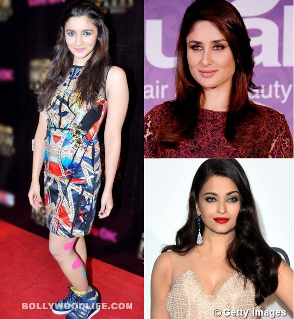 Kareena Kapoor or Aishwarya Rai – Alia Bhatt still confused about her favourite heroine?