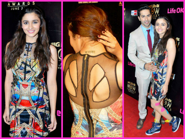 Neither Arjun Kapoor nor Varun Dhawan, whose name does Alia Bhatt want to get tattooed?