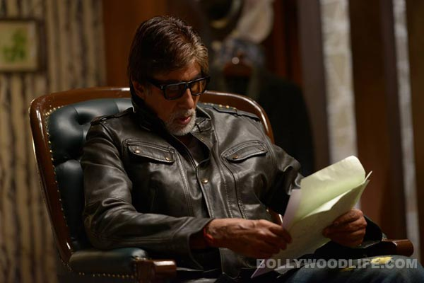 When Amitabh Bachchan unveiled ACP's book...