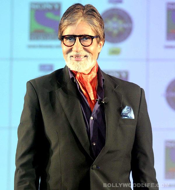 Amitabh Bachchan grappled with reality on the sets of Shamitabh