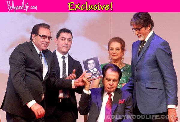 A sneak peek into Dilip Kumar's biography launch