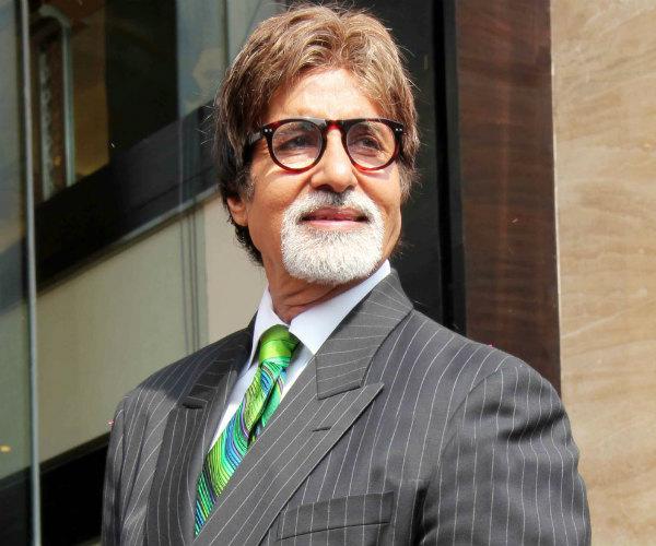 Amitabh Bachchan enjoys being 'one take' man
