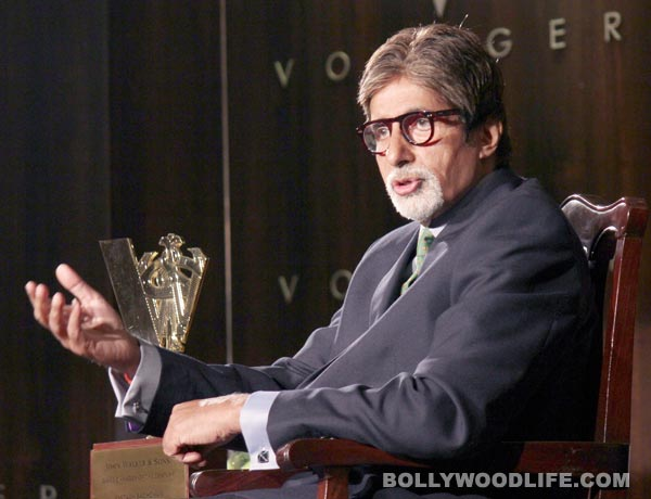 Amitabh Bachchan's extended family expands to over 20 millions!