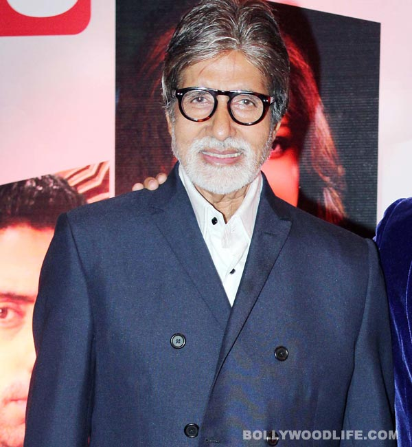 Amitabh Bachchan recalls his 'missing' adventure on a railway station